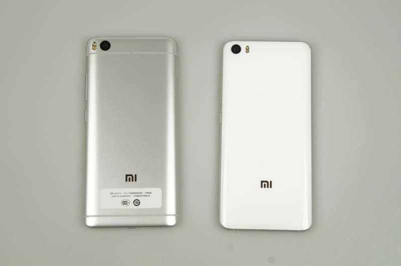 Xiaomi-Mi5s-Mi5 autonomie