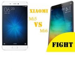 Xiaomi Mi6 VS Mi5 – Comparaison de deux générations haut de gamme