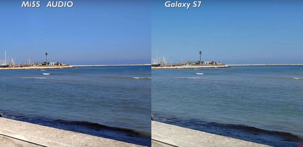 Xiaomi mi5s vs galaxy s7 photo camera