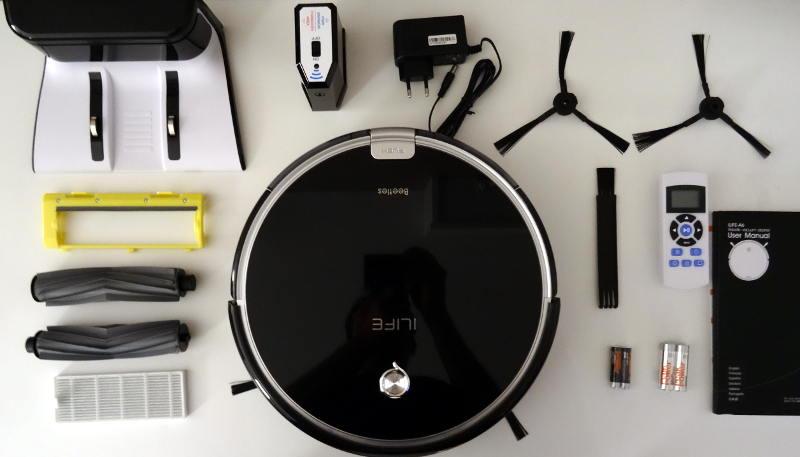 iLife A6 - package et accessoires