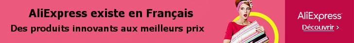 Aller sur AliExpress en Francais