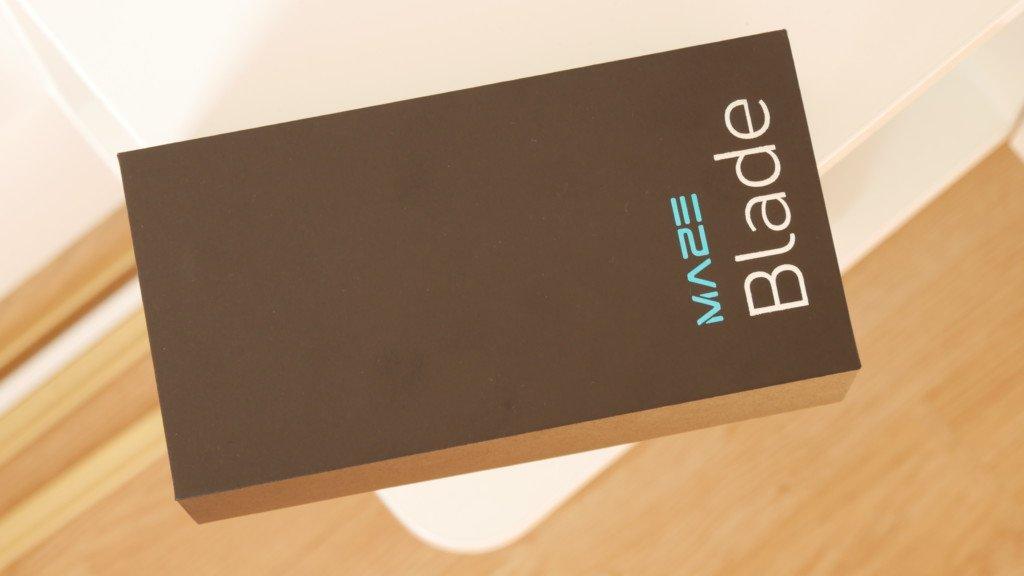 Test du Maze Blade