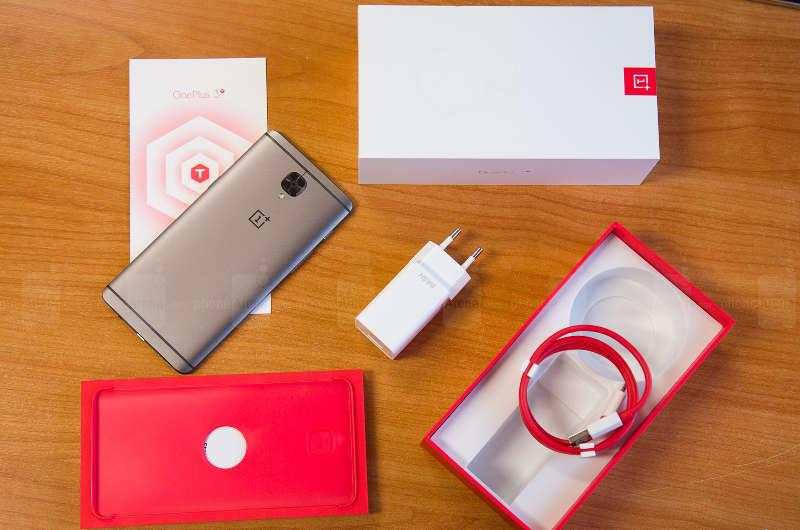 OnePlus-3T-déballage