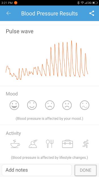 Test Xiaomi iHealth - moniteur cardiaque smartphone