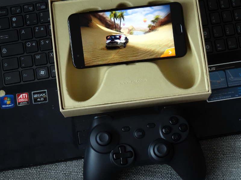 Xiaomi Mi 6 - jeux video