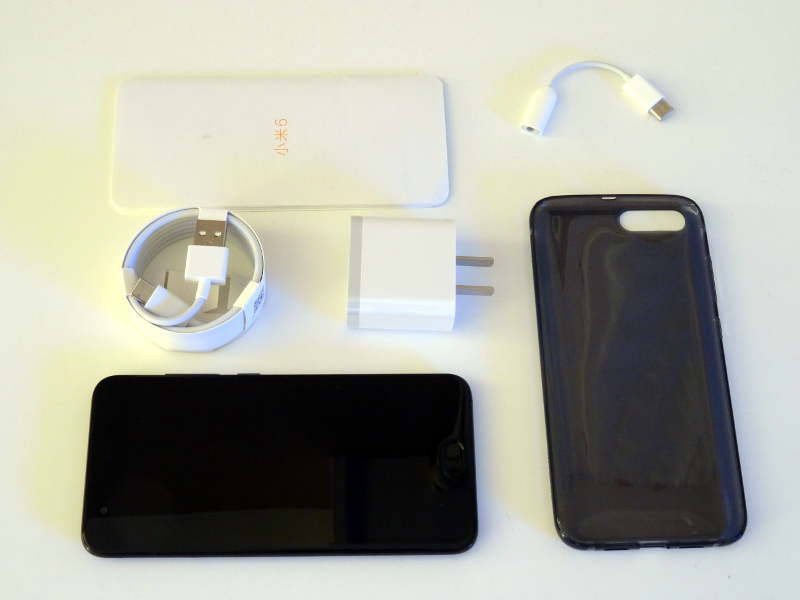 Xiaomi Mi 6 - package