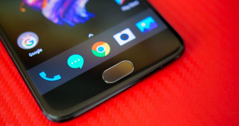 OnePlus-5-test capteur empreinte digitale