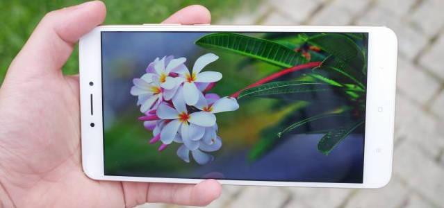 Xiaomi Mi Max 2 - ecran photo