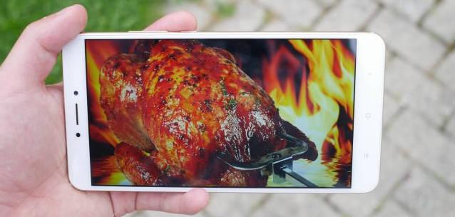 Xiaomi Mi Max 2 - ecran