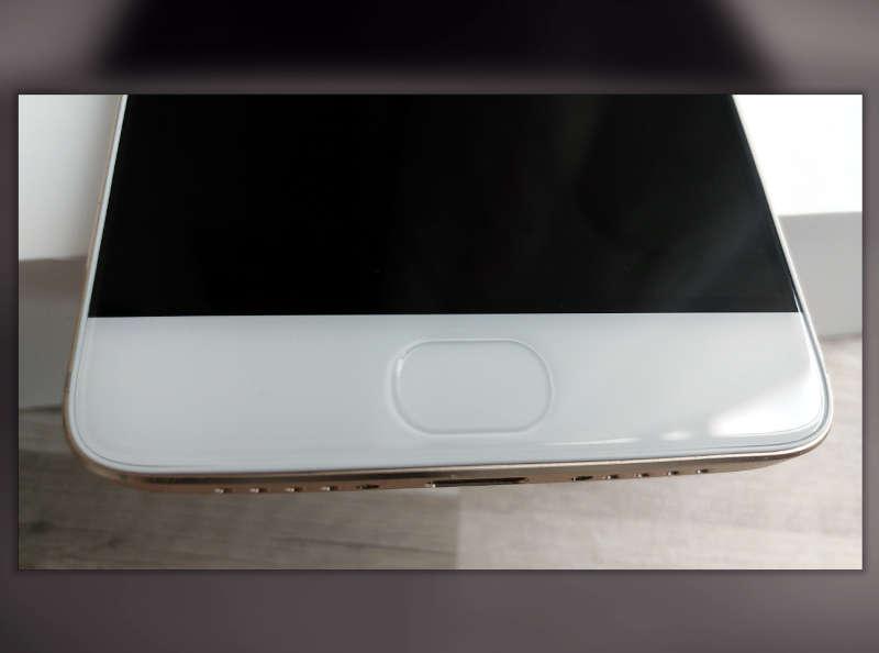 Xiaomi Mi5s bouton digital facade capteur empeinte digitale