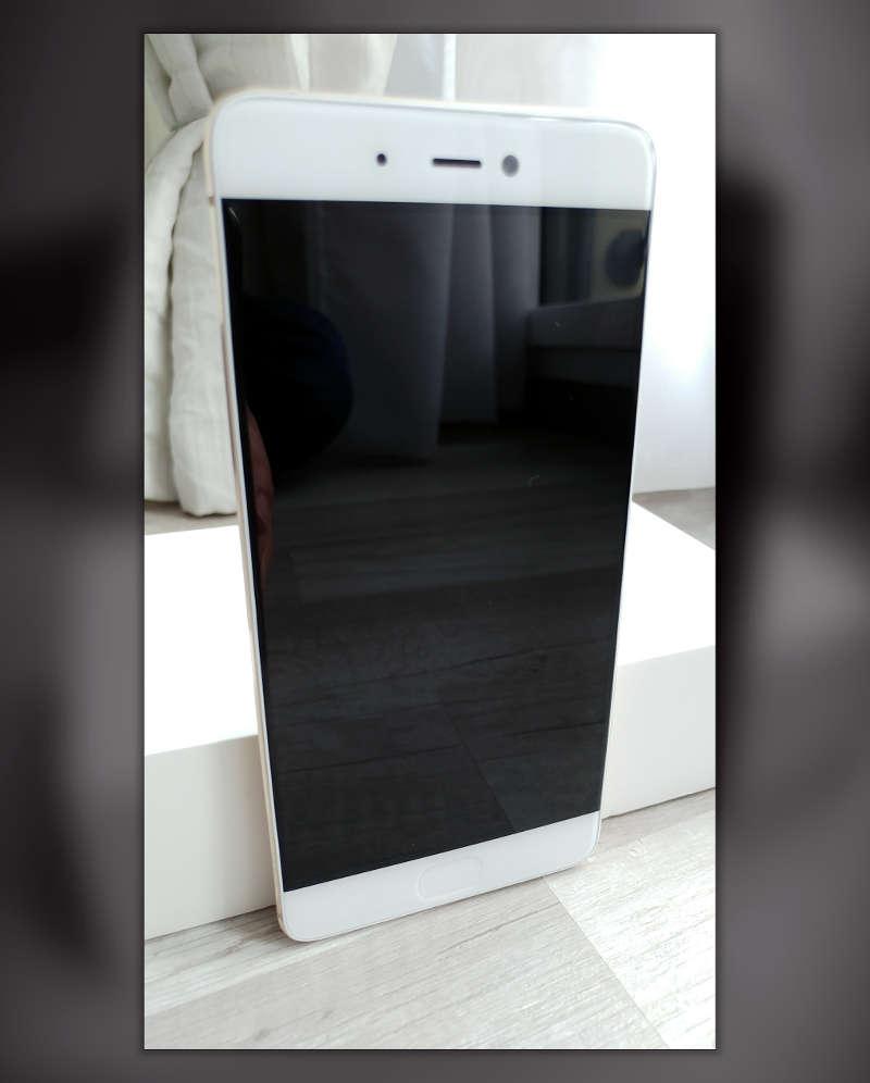 Xiaomi Mi5s de face