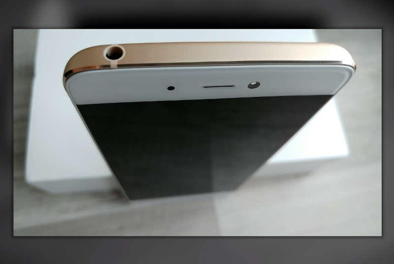 Xiaomi Mi5s prise jack