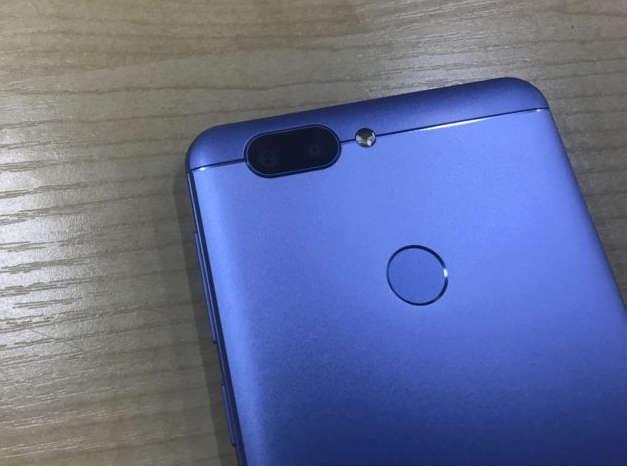 elephone p8 mini appaireil photo
