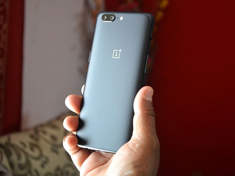 oneplus 5 dos smartphone