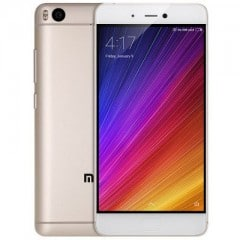 Test du Xiaomi Mi5s (environ 250€ sur GearBest)