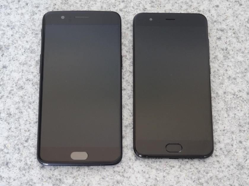 OnePlus 5 VS Xiaomi mi6 - meilleurs smartphones chinois 2017 - présentation