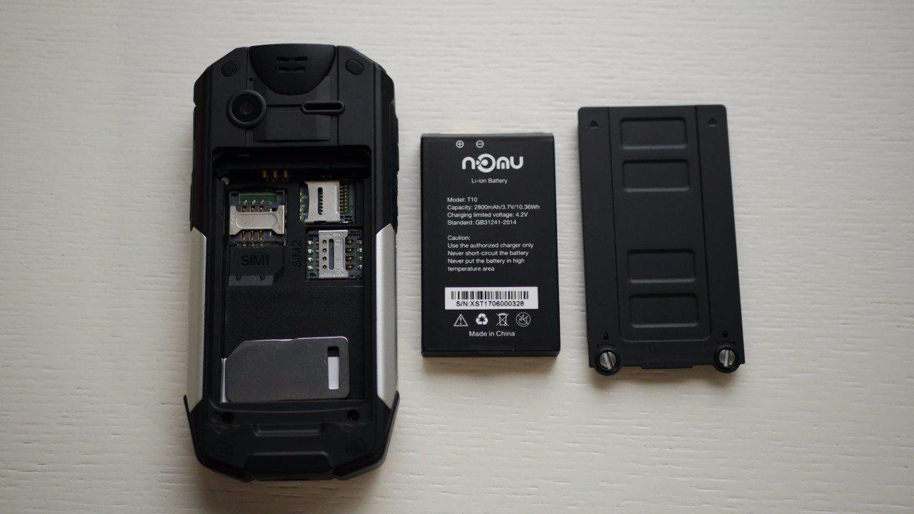 Test Nomu T10