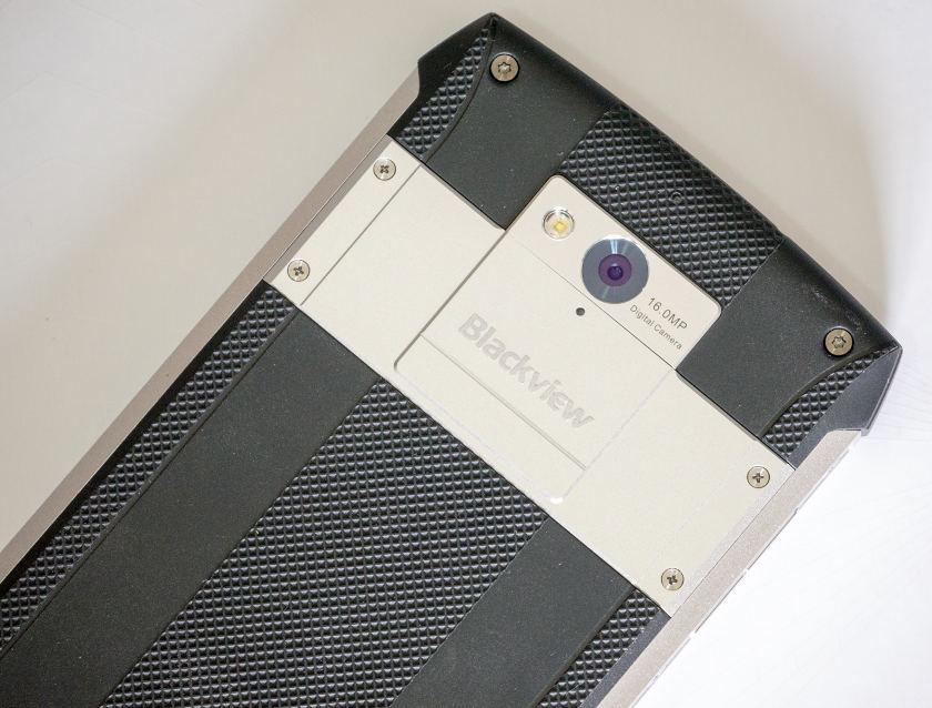 Blackview BV8000 Pro appareil photo