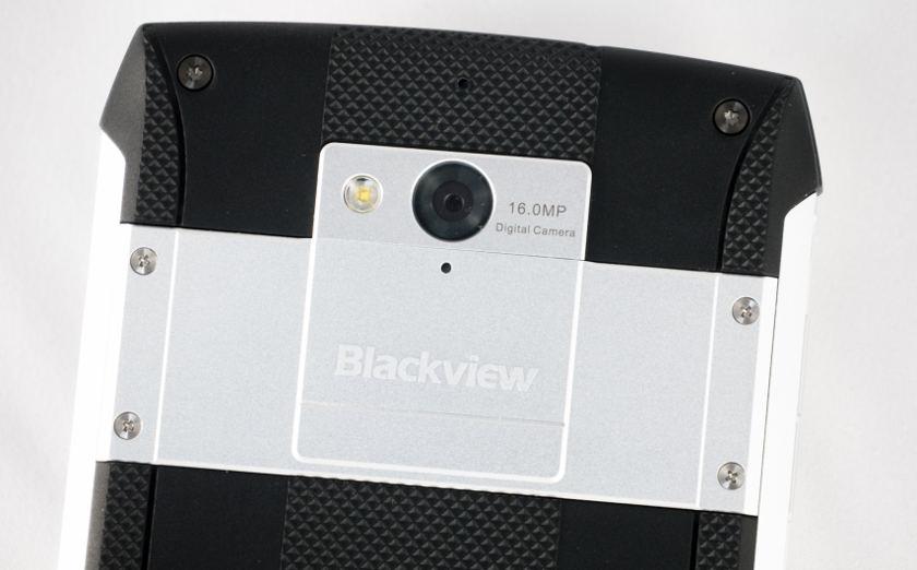 Blackview BV8000 Pro camera