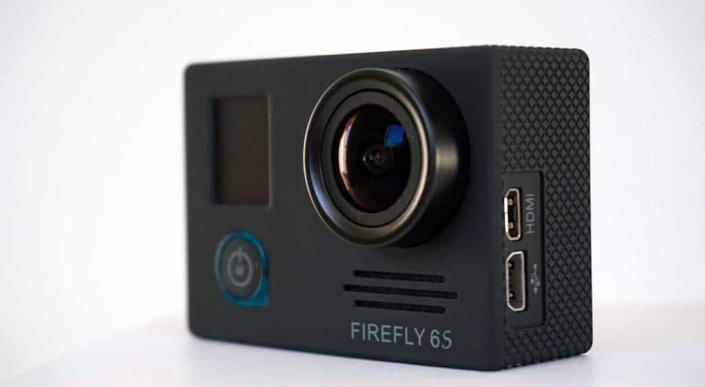 test de la firefly 6s 4k l 39 actioncam pas cher de hawkeye. Black Bedroom Furniture Sets. Home Design Ideas