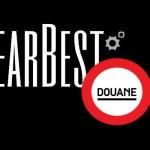 La douane sur GearBest dépend du mode de livraison choisi