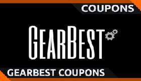 Tous les coupons de GearBest