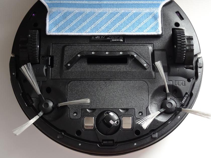 Proscenic 790T Aspirateur robot bouche aspiration