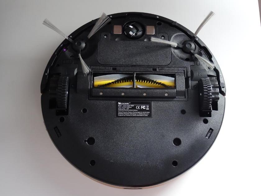 Proscenic 790T Aspirateur robot brosse rotative en V