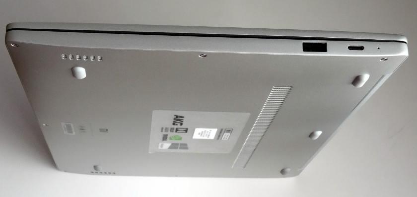 Xiaomi Air 13 por usb c et usb
