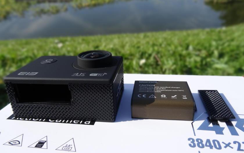 Elephone ELE Explorer 4K - batterie