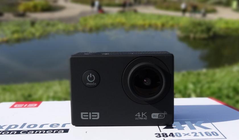 Elephone ELE Explorer 4K - face avant