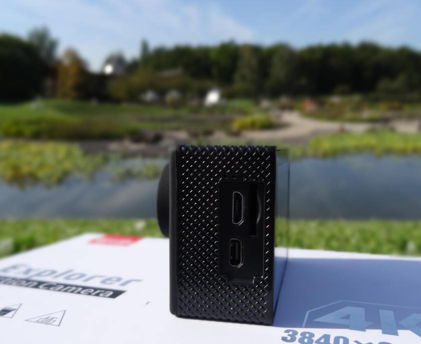 Elephone ELE Explorer 4K - micro usb micro hdmi micro sd