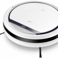 Test de l'aspirateur robot iLife V1