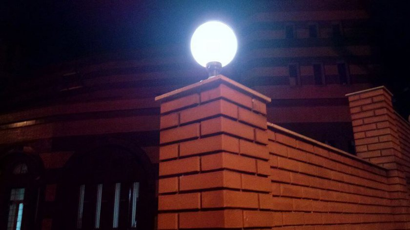 Vernee M5 - photo nocturne