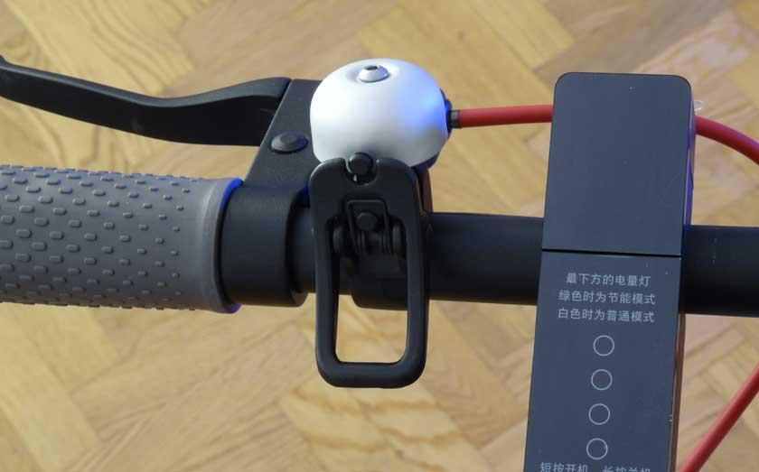 Xiaomi M365 sonnette