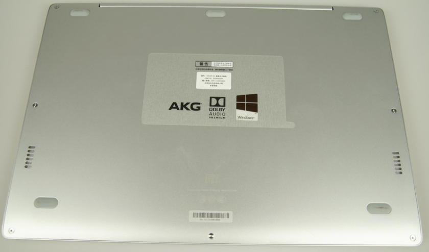 Xiaomi-Mi-Notebook-air-12-haut parleur AKG