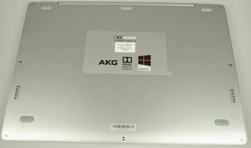Xiaomi-Mi-Notebook-air-12-haut parleur AKG