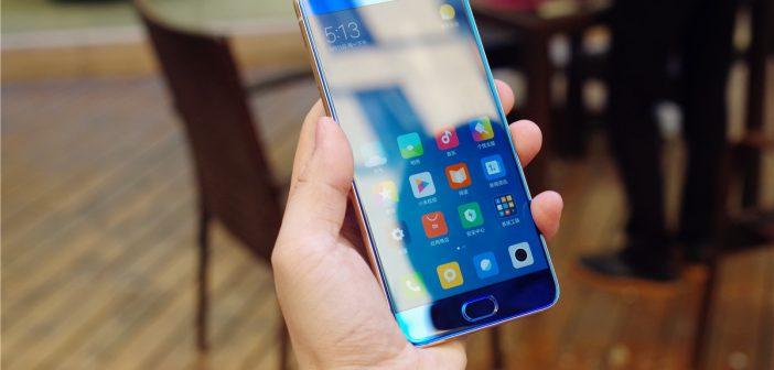 Xiaomi mi Note 3 - écran