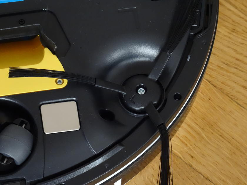 iLife V1 - brossette rotative