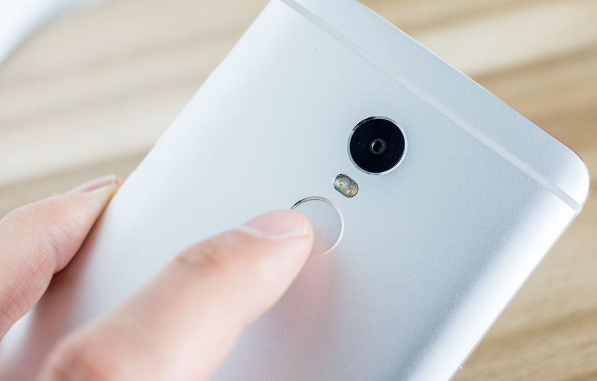 xiaomi-redmi-note-4-capteur photo et emprunte digitale