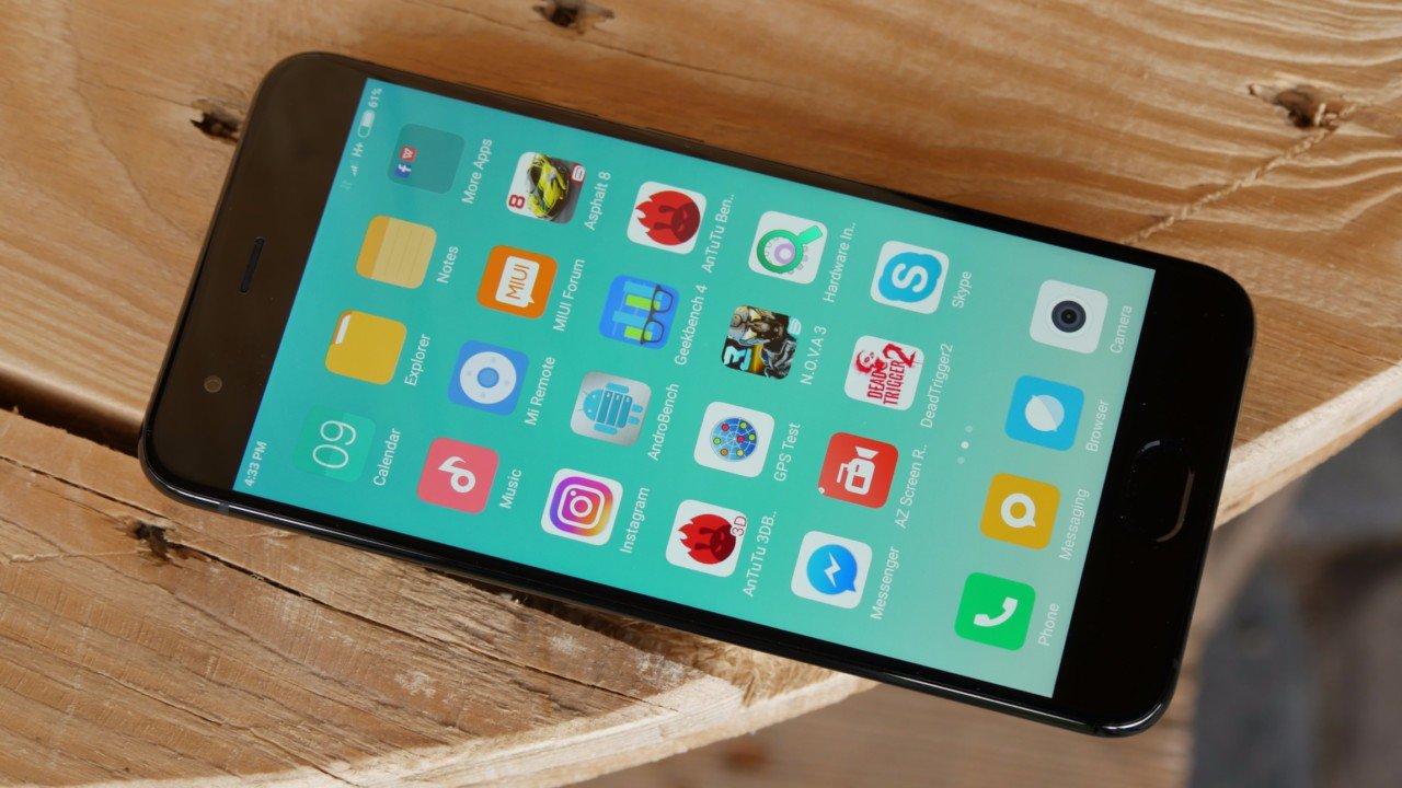 Test du Xiaomi Mi Note 3
