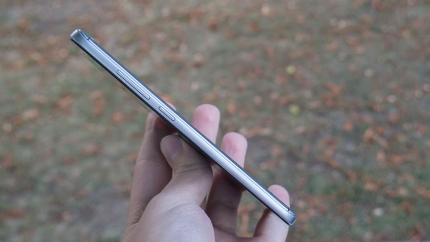 Xiaomi Redmi Note 5A - finesse et epaisseur