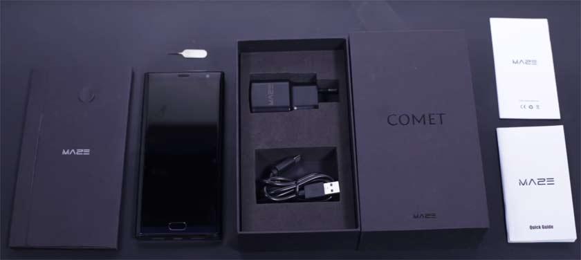 maze-comet-package-complet