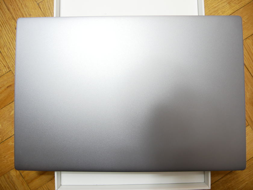 Test Xiaomi Mi Notebook Pro revêtement aluminium