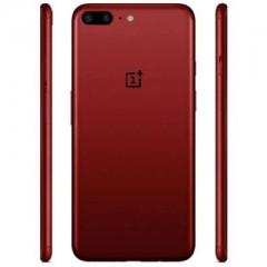 """Lancement de l'édition """"Rouge lave"""" du OnePlus 5T"""