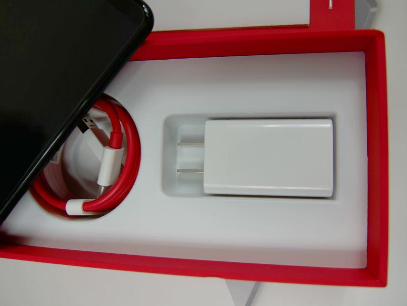 test oneplus 5t prise électrique chinoise
