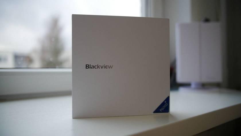Test Blackview P6000