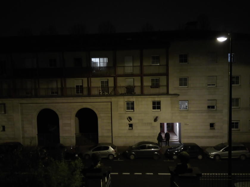 Test Umidigi S2 photo de nuit