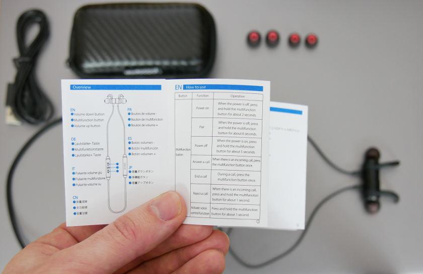 Test casque blutooth Dodocool DA110 guide