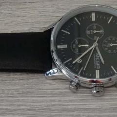 Test de la montre étanche MEGIR 2011